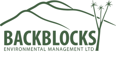 backblocks environmental management logo.
